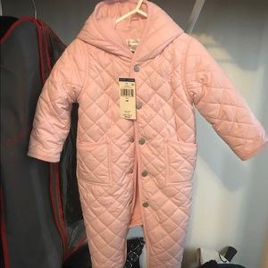 Ralph Lauren snow coverall for baby